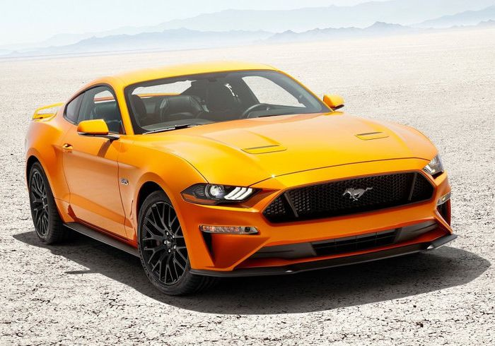 Updated Ford Mustang Finally Hits SA