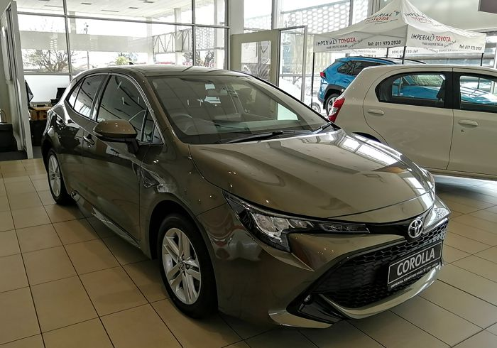 All New Toyota Hatch-Something to Talk about