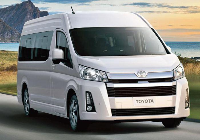 Toyota Introduces the new Quantum