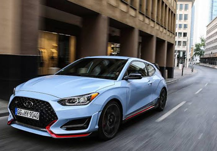Watch out Golf GTi, here comes the Hyundai i30N