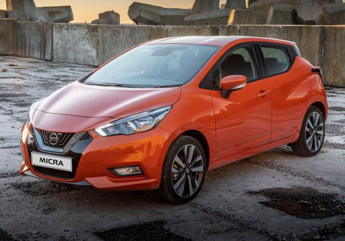 The New Nissan Micra Acenta Plus Tech Wants To Be A GT-R When It Grows-up