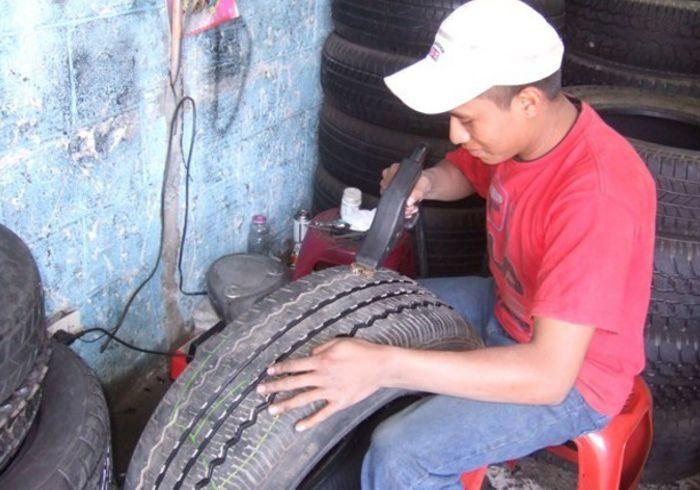 Secondhand Tyres-Not Such A Good Idea