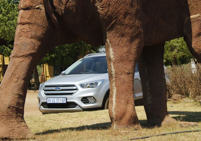 The Ford Kuga 1.5TDCi Trend Makes Diesel Sound Sexy