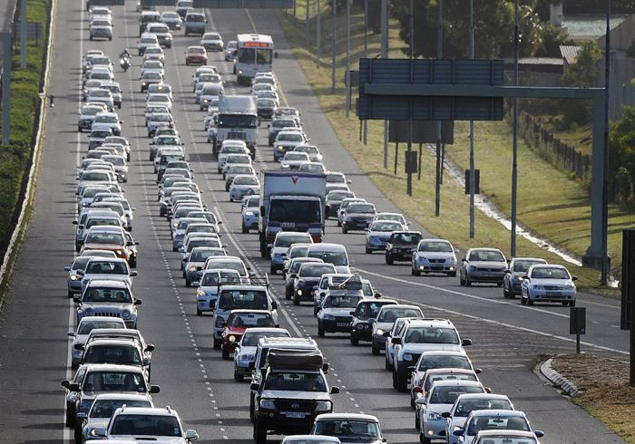 Traffic In Cape Town Costs The City Billions