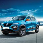 The Brand-New Renault Kwid  Still Moving Up