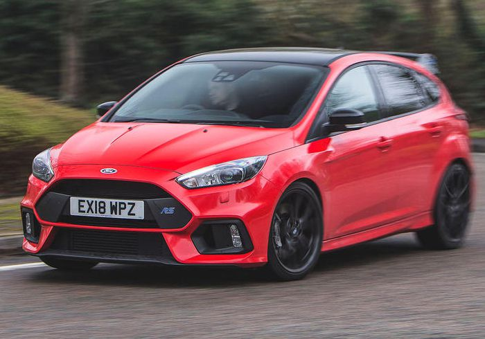 South Africa Says Goodbye To The Ford Focus  RS