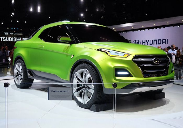 Is Hyundai To Introduce A Bakkie?