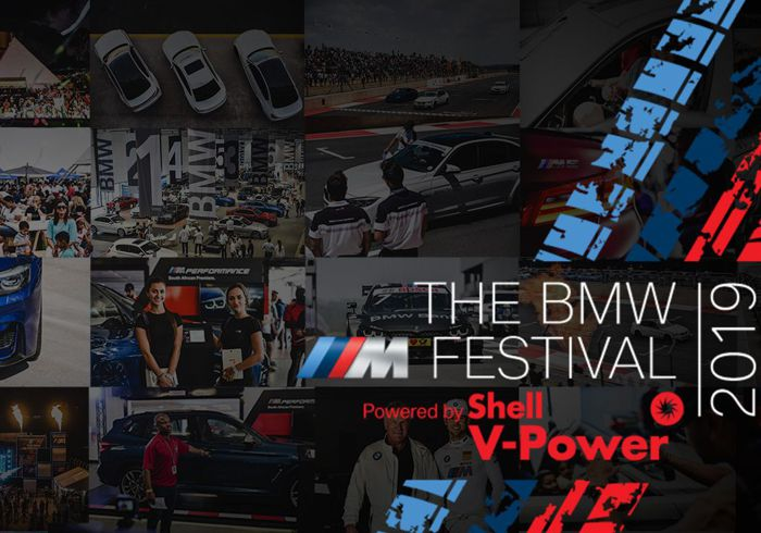 BMW M Festival 2019 at Kyalami Racetrack