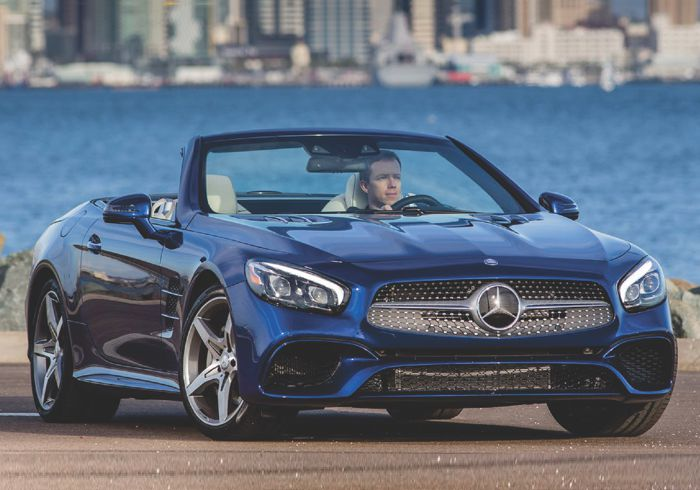 Mercedes Bids The AMG SL 63 Farewell