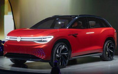 Volkswagen Conducts an SUV Survey