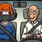 Backseat/Passenger Seat Drivers