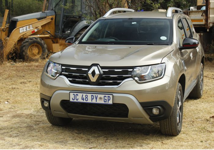 The New Renault Duster 1.5dCi 4×2 EDC Automatic – Driven!