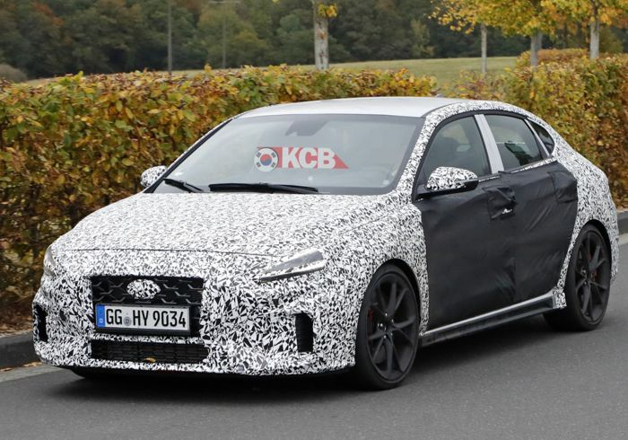 Hyundai i30 gets a Facelift