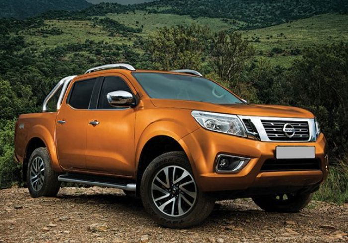Redesigned Nissan Frontier-What's In Store?