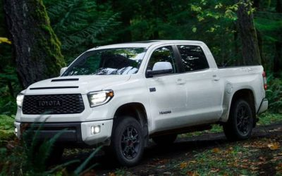 All New 2020 Toyota Tundra