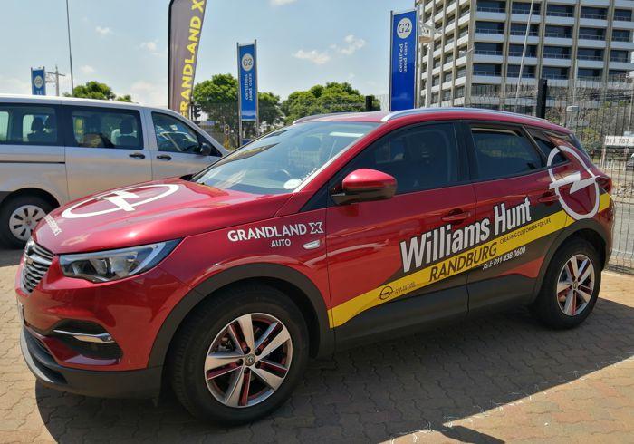 Opel Grandland X-More Competition in the SUV Segment