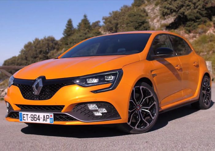 The Renault Megane Gets a Makeover