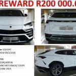 Lamborghini Urus Reported Stolen In Bedfordview