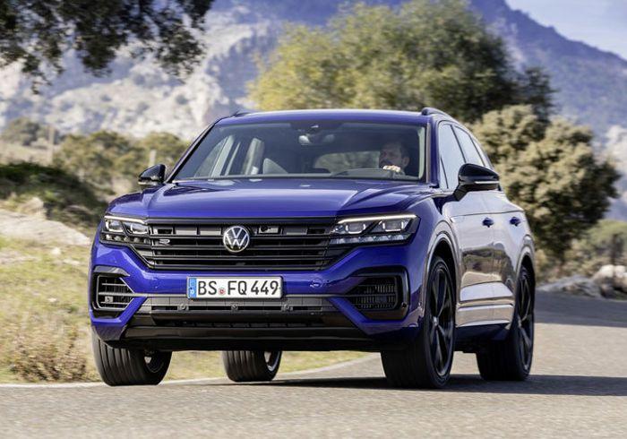 All New VW Touareg R