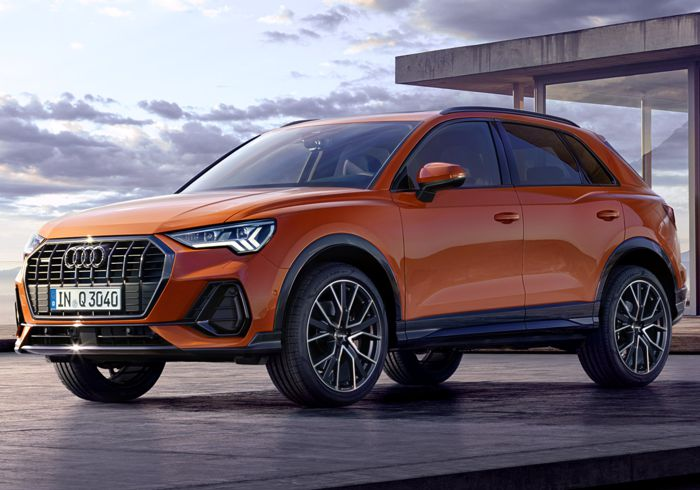 Top Luxury SUV Sellers for February 2020