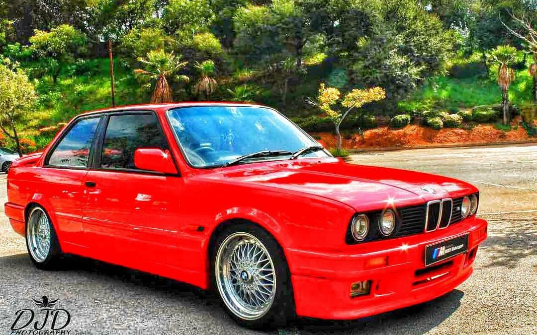 The BMW 325is e30 – The Original Gusheshe