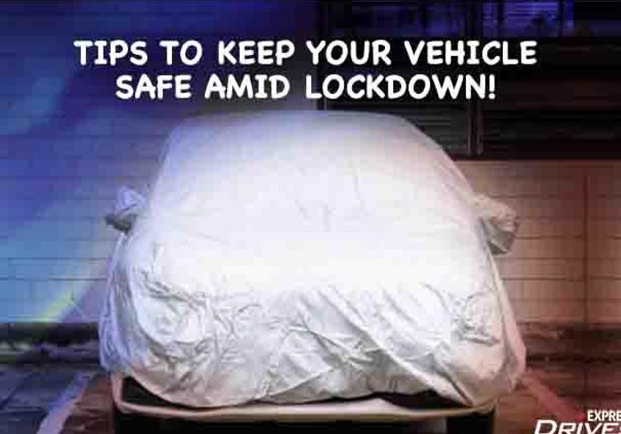 Keeping Your Car Safe During Lockdown