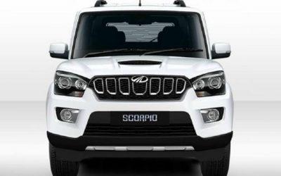 Next Generation Facelifted Mahindra XUV500