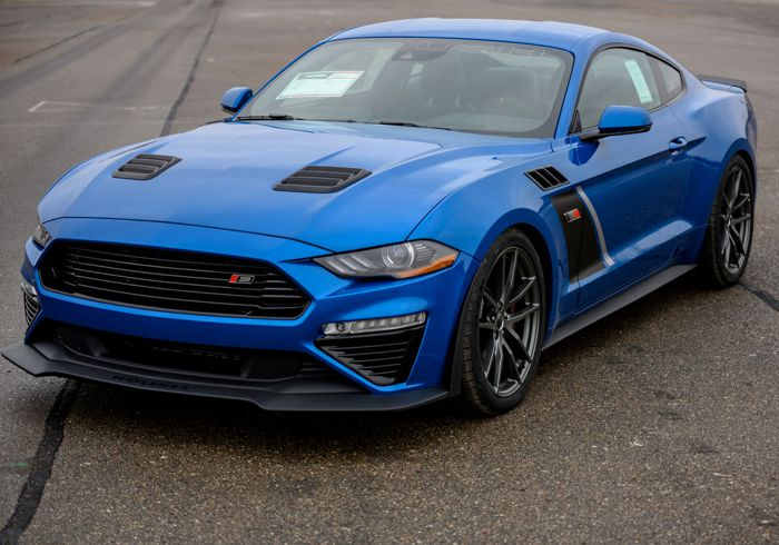 Ford Performance Centre Launched Their 2020 ROUSH Stage 3 Mustang
