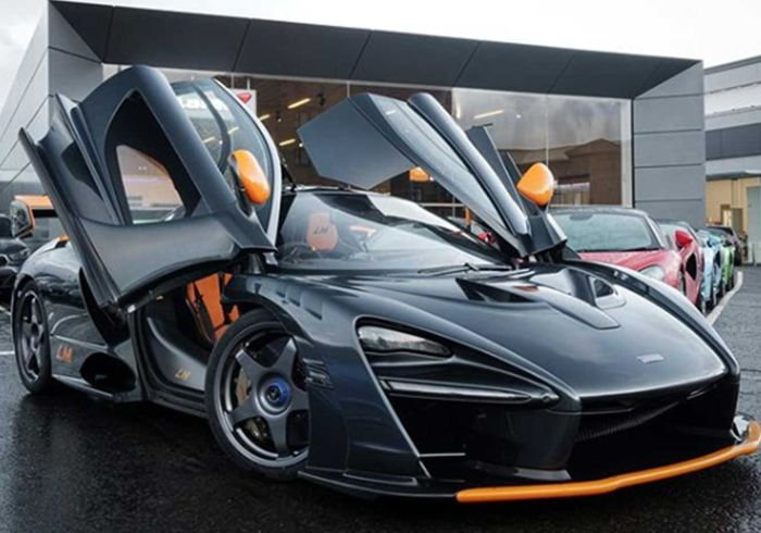 The New McLaren Senna Revealed