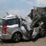 Increase In Road Accidents in Level 3 Lockdown