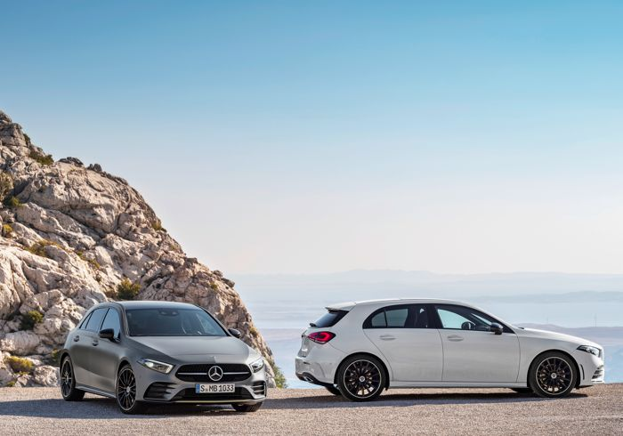 The Mercedes-Benz A-Class proves why it's a top-ranking premium hatch