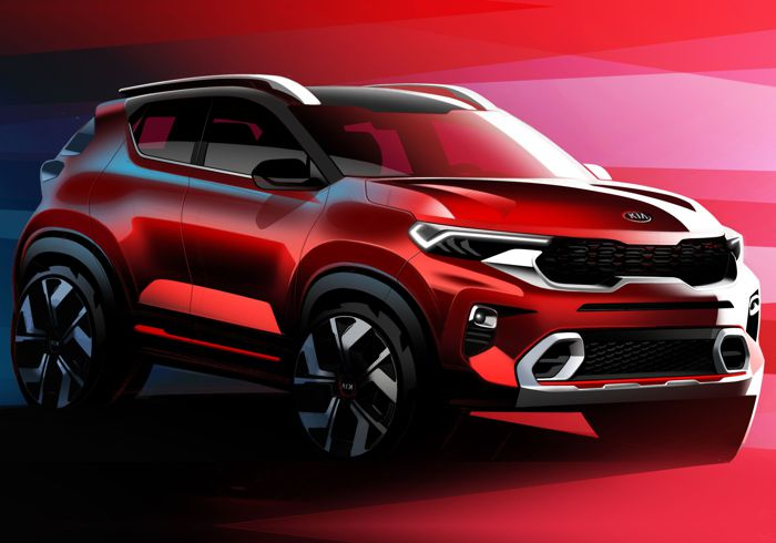 Kia unveils a trendy model called the Sonet