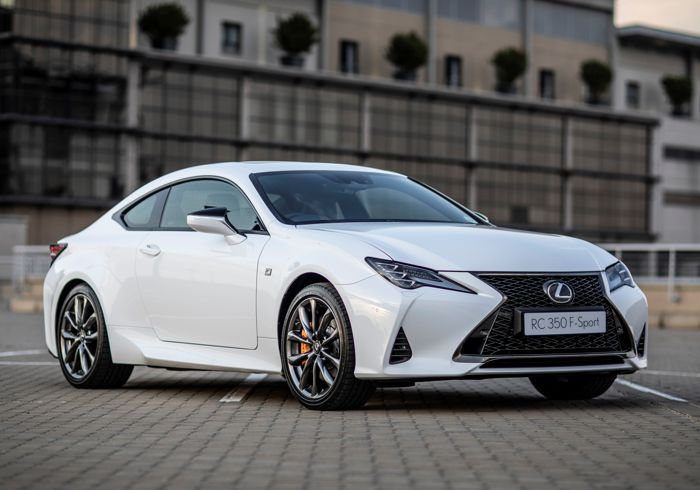 Why the Lexus RC is a grand tourer in drag.