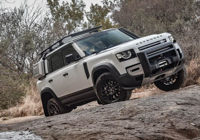 The Defender 110 is on SA soil and here's what you need to know.