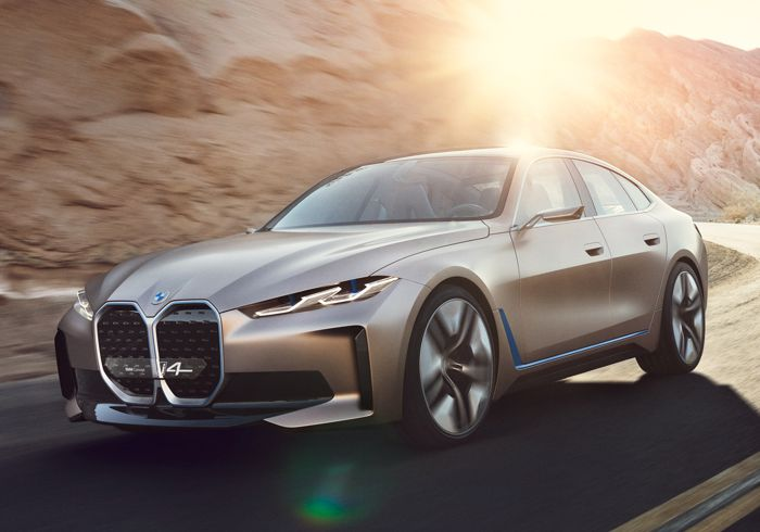 BMW Group has big plans for its electric division