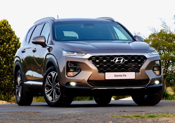 The Hyundai Santa Fe proves that premium is not exclusive.