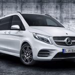 The new Mercedes-Benz V300d now has more to offer.