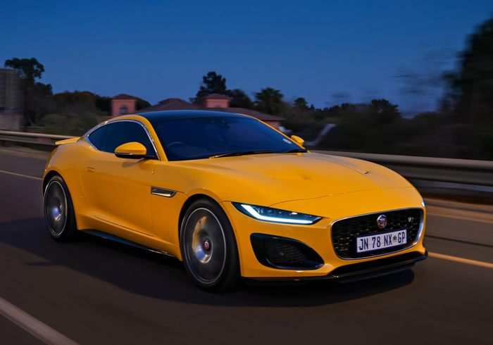 Jaguar's all-new F-TYPE is finally here