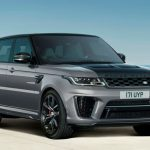 Ranger Rover Sport SVR Carbon Edition headed for SA