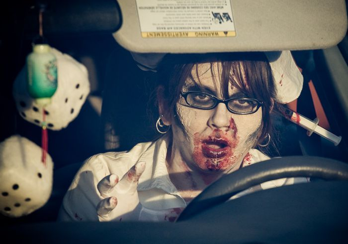 What Happens To Your Brain While You Are Driving?