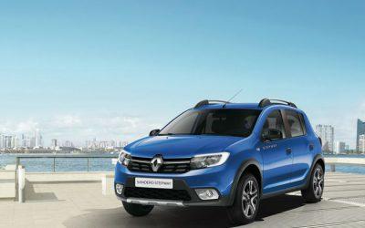 New Renault Sandero Stepway Techroad takes the role of Sandero's flagship.
