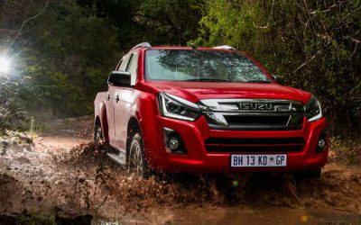 We may have found a hardcore bakkie for all the purists