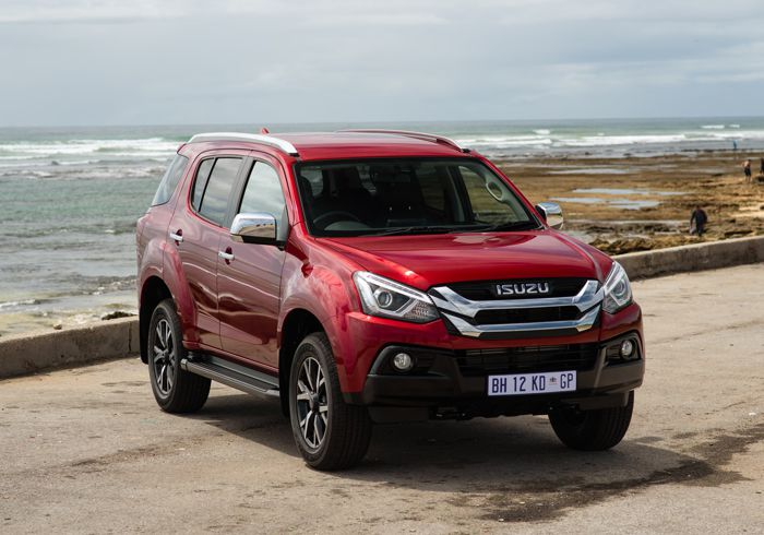 A sneak-peak into Isuzu's local operations and news on the next D-MAX