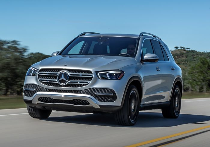 We discover the athletic version of the Mercedes-Benz GLE
