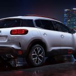 The Citroen C5 Aircross is quite the stylish SUV