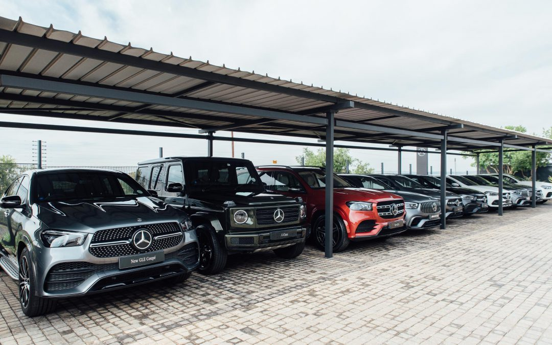 Mercedes-Benz on the offensive with 5 new SUV models