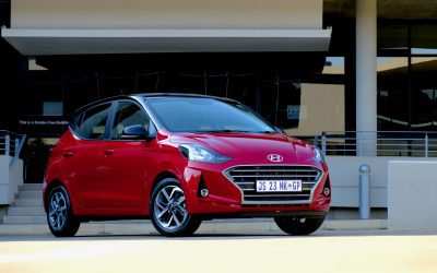 Hyundai Grand i10 primed for the concrete jungle