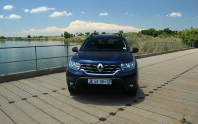The New Renault Duster 1.5dCi Dynamique 4×4 – Driven in 2020