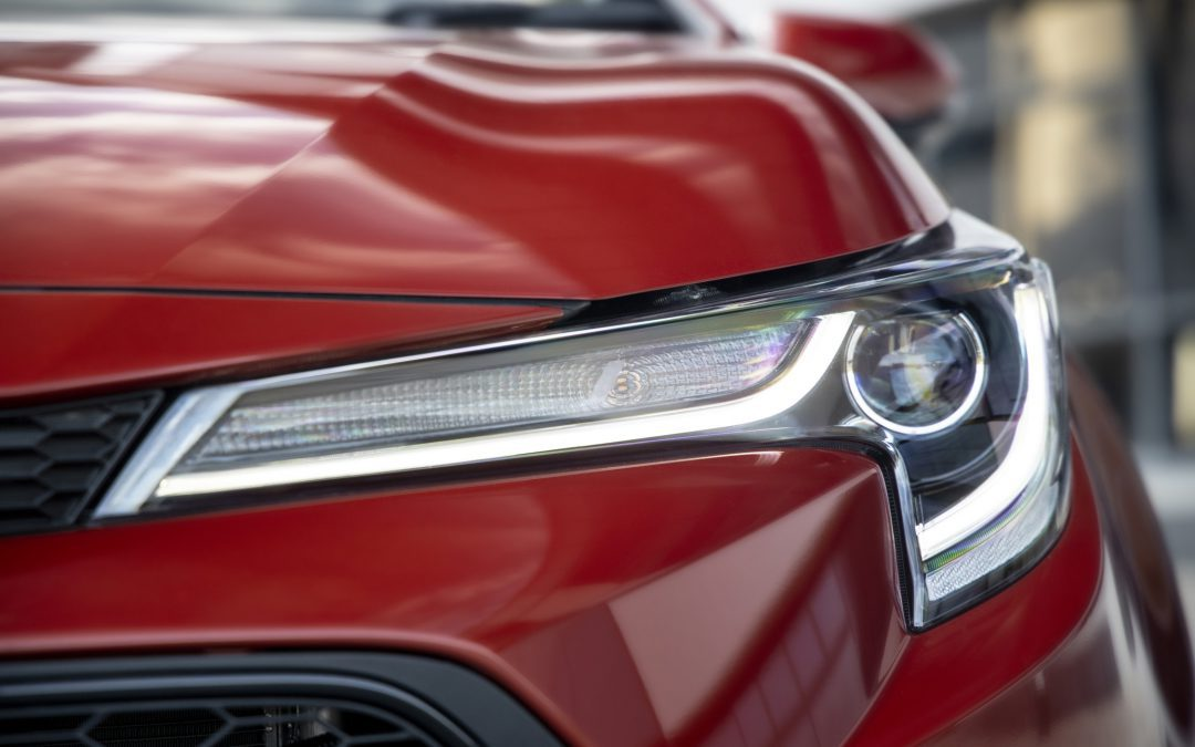 Allow the 2020 Corolla Sedan to reintroduce itself.