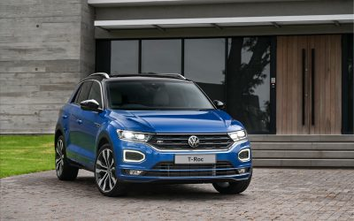 The missing piece of the puzzle is finally in place – meet the VW T-Roc